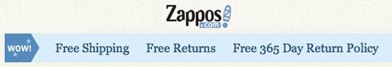 Zappos Extreme Guarantee