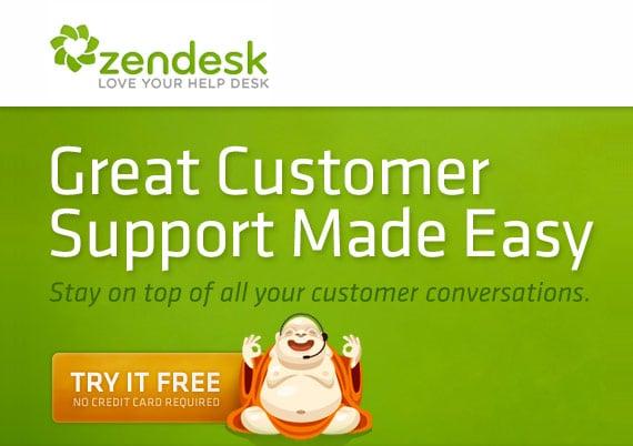 Zendesk Free Trial