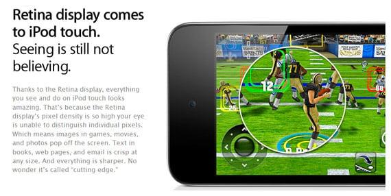 ipod retina example