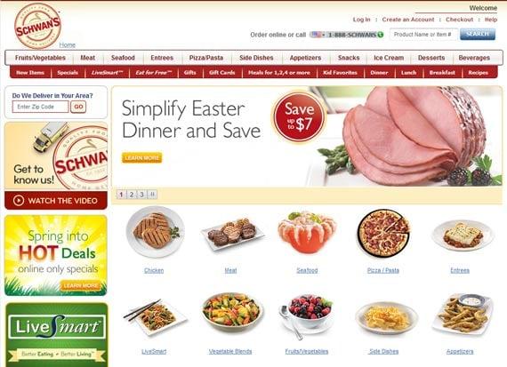 schwans homepage