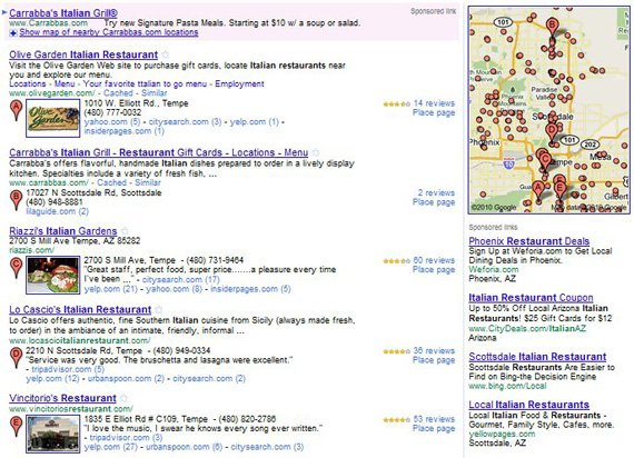 7 creative ways to get customer testimonials google places reviews in local search results reheart Choice Image
