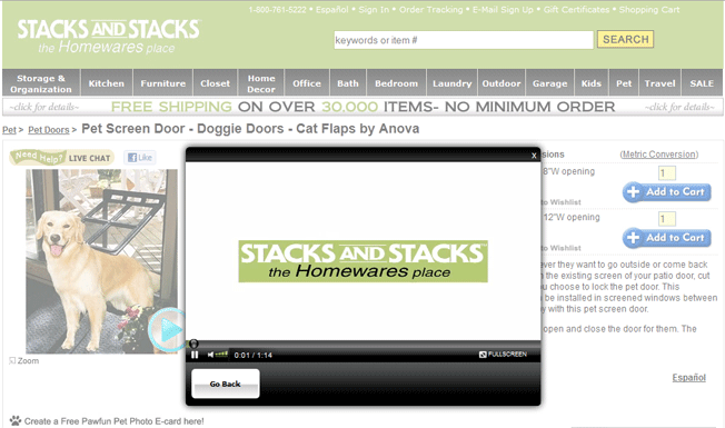 stacks and stacks video conversions case study