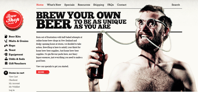 homepage image with some serious story appeal
