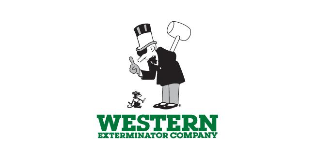 western exterminator co mascot