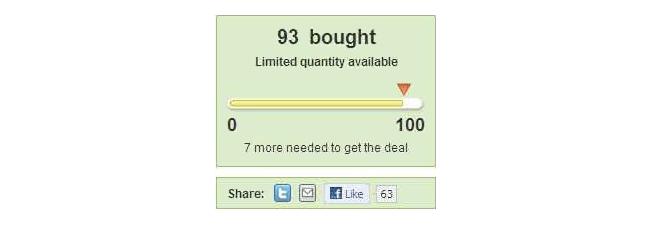 Groupon Deal Spreader