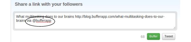 buffer app notice