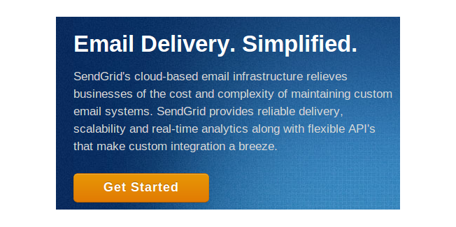 Sendgrid value proposition