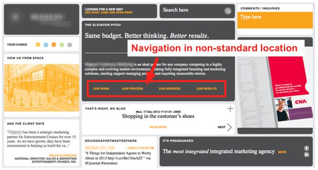 Are You Making These Common Website Navigation Mistakes