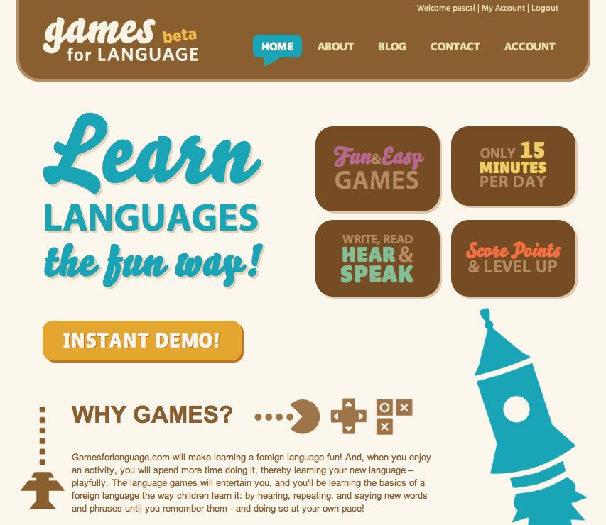 games for language variation