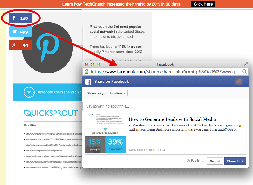 how to add music link to facebook