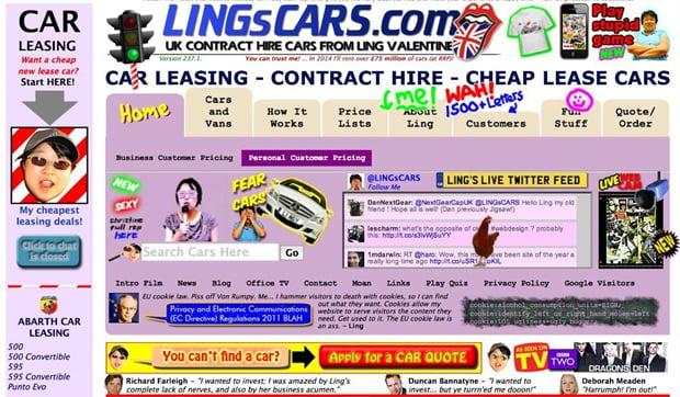 lings cars