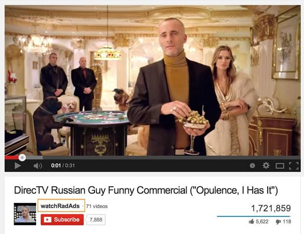 russian guy