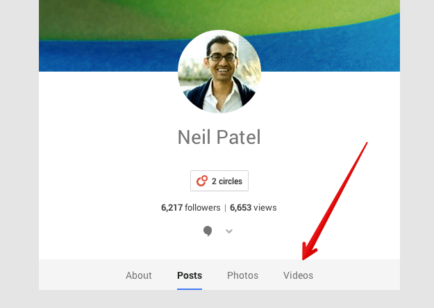 youtube neil patel