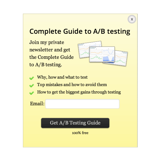 5 complete guide to ab testing
