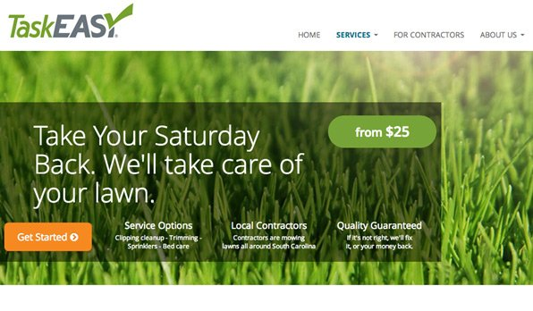 1 taskeasy home page