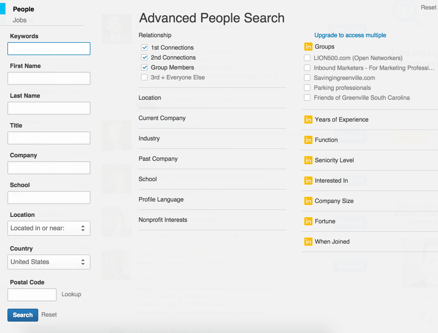 9 advanced people search
