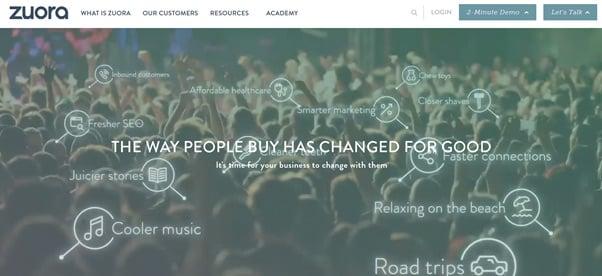 1 zoura homepage