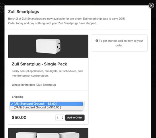 zuli smartplugs