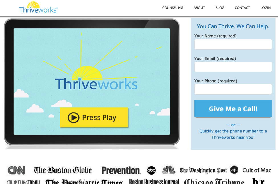 thriveworks example