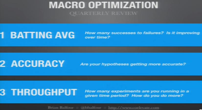 macro optimization growth brian balfour