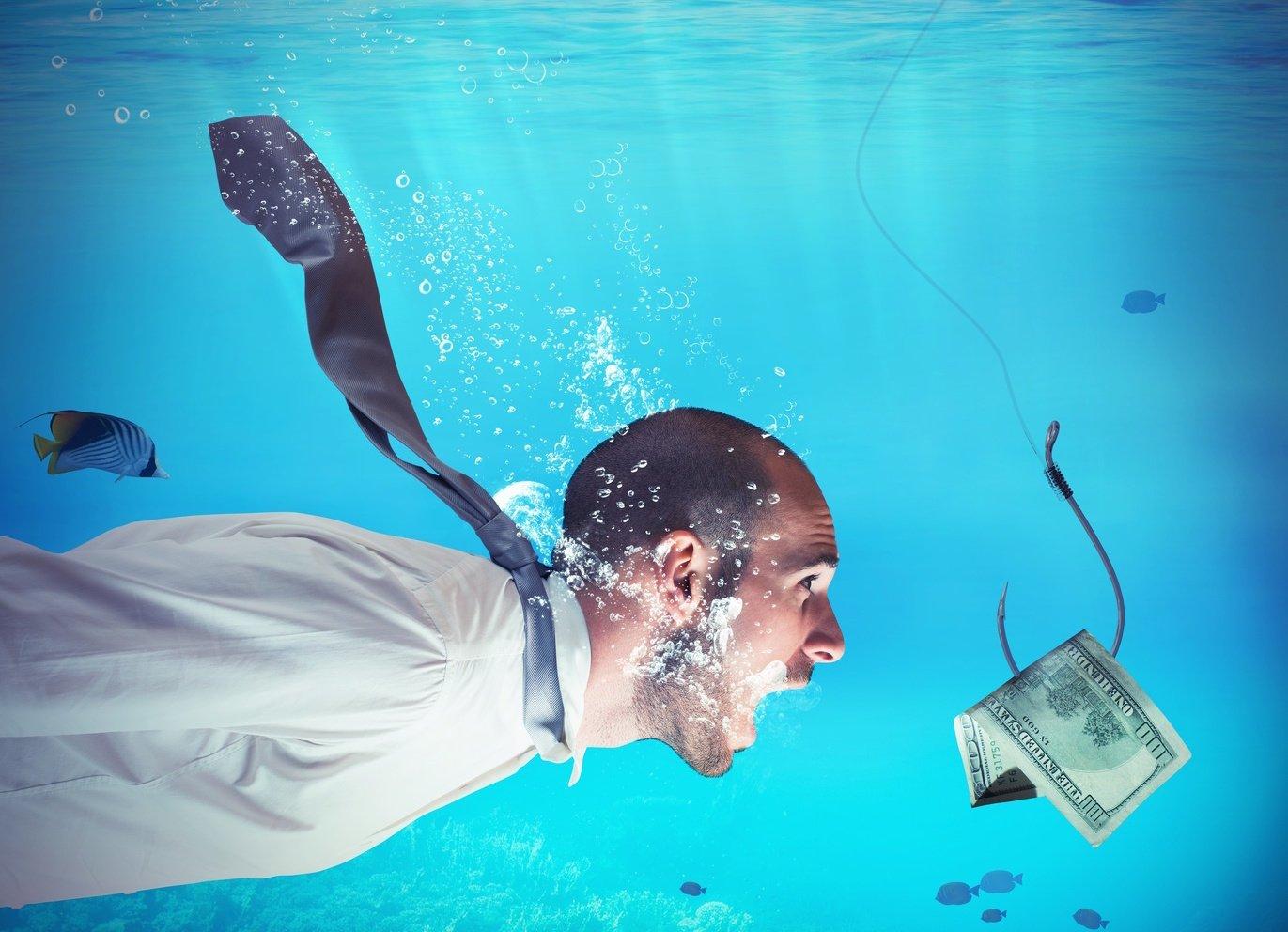 The money hook