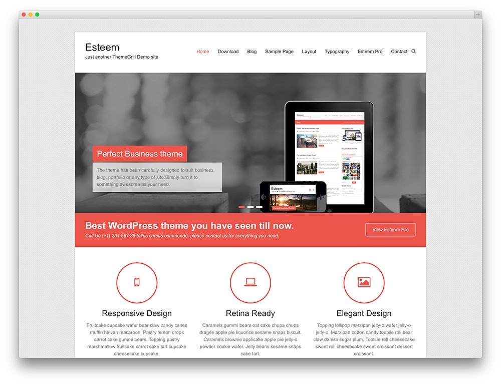 32 free wordpress themes for effective content marketing image06 accmission Gallery