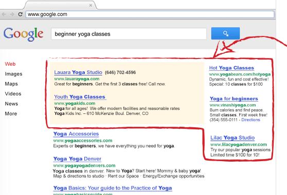 Ok google adwords надоела реклама в интернете как урать