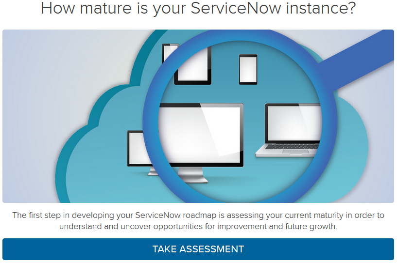 how mature if your servicenow instance quiz