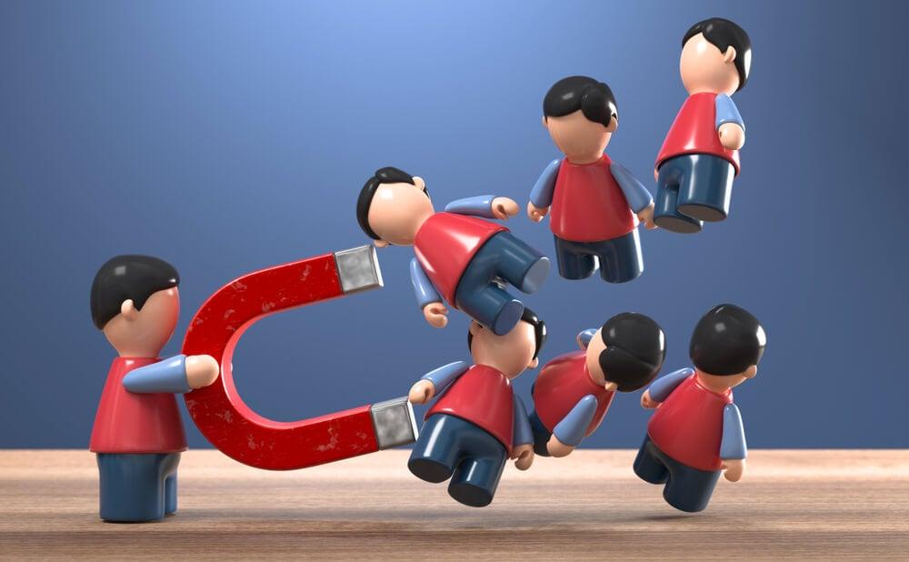 gerenciamento de leads