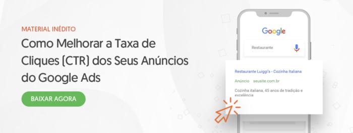 Como Melhorar a Taxa de Cliques (CTR) dos Seus Anúncios do Google Ads