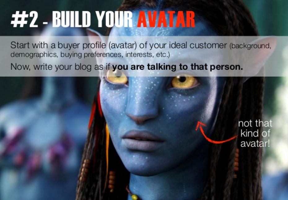 apple marketing tips create customer profiles