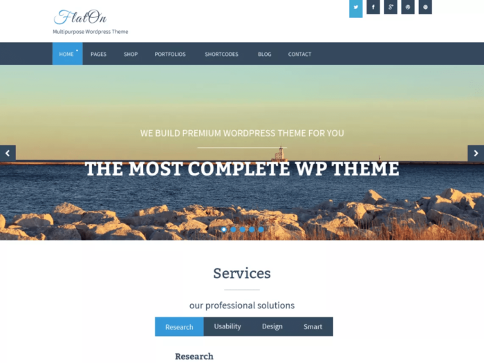 tema wordpress gratis