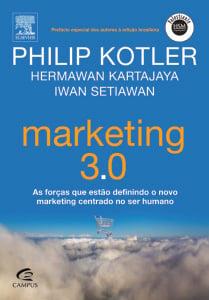 livro Marketing 3.0 Kotler