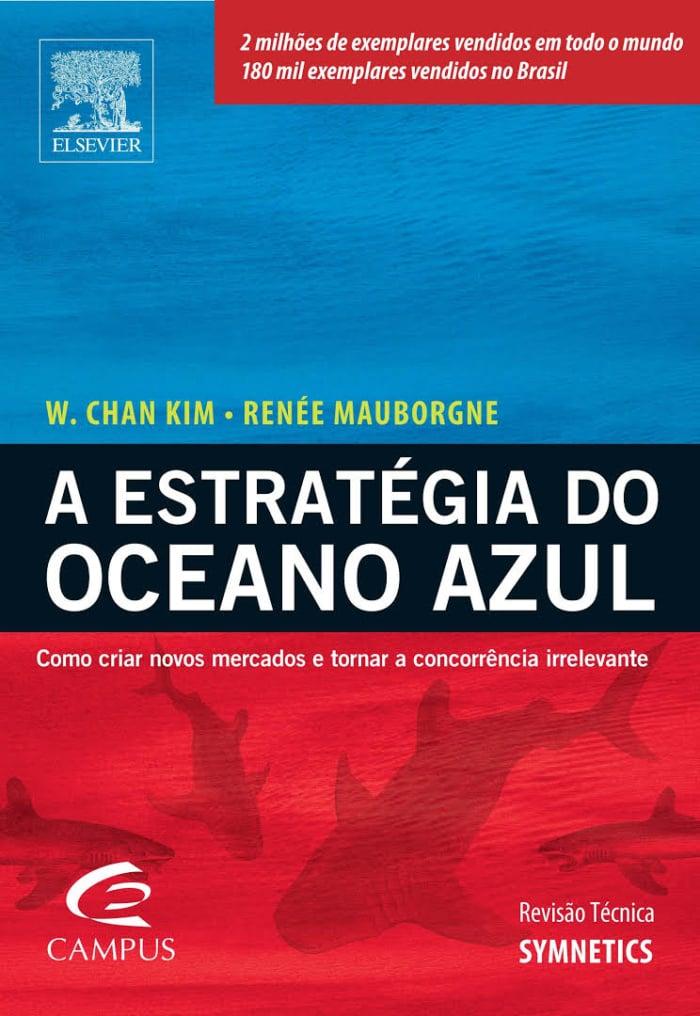 livro de marketing oceano azul