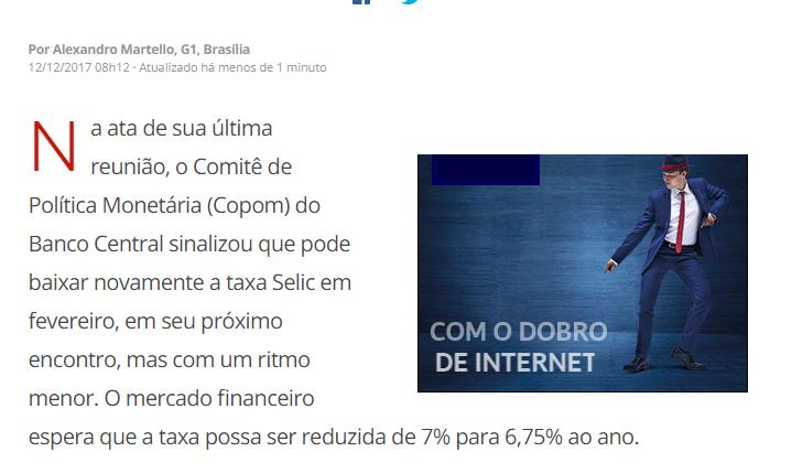 exemplo de introduçaõ em artigo web