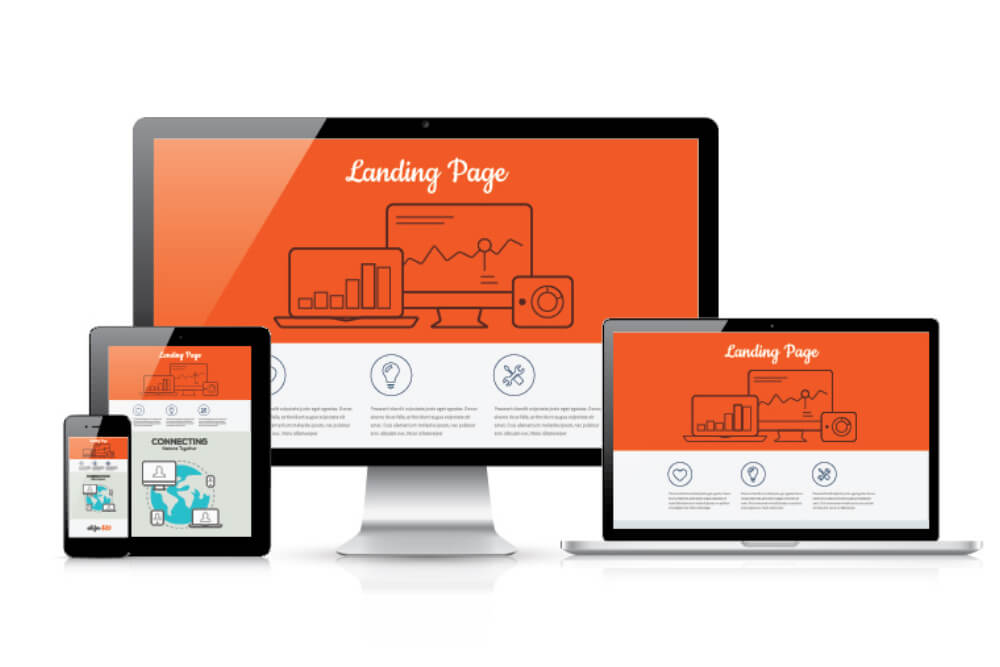 importancia de landing pages para empress