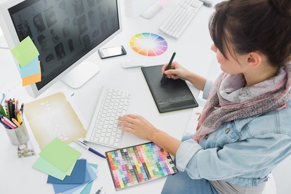profissional de design de landing page