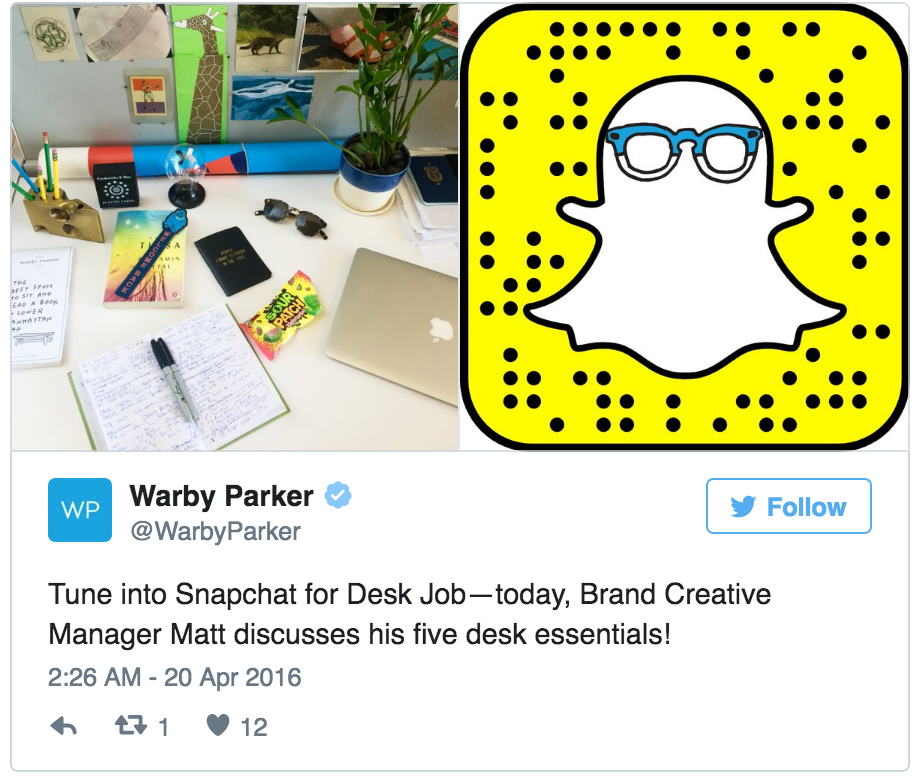 The 4 Principles of Successful Snapchat Marketing