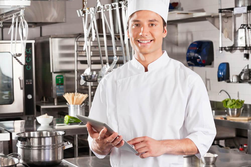 blog de culinária como exemplo de ideia de blog para dar dinheiro