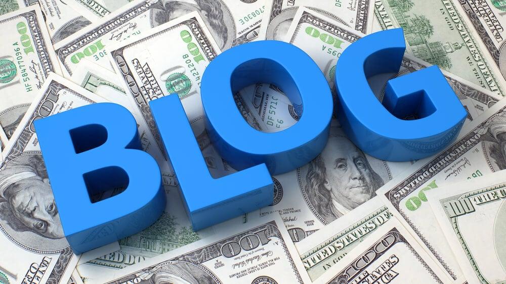 de ond evem inheiro ganho com blog