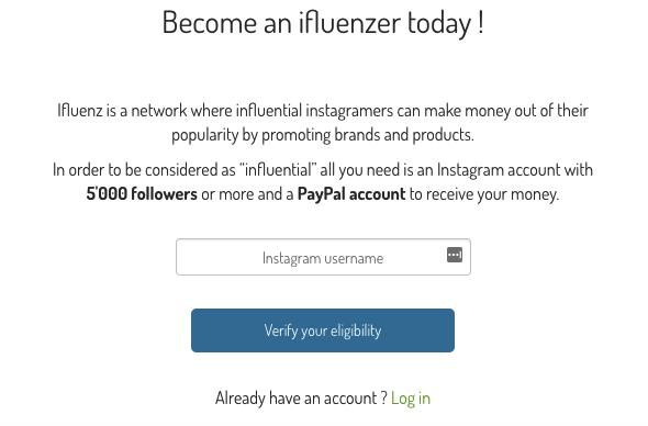 ifluenz become