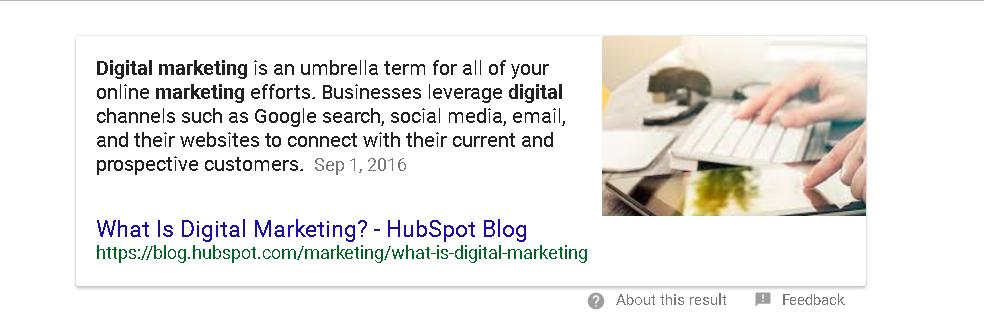Google Schema Example