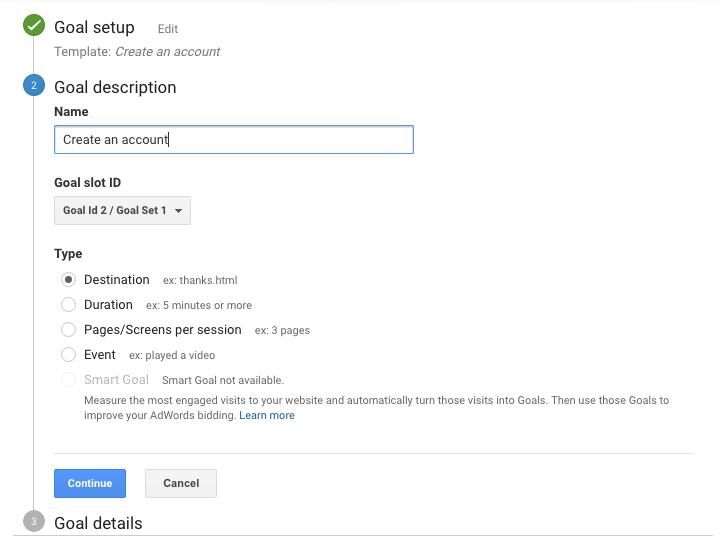 destino de pesquisa dentro de site pelo google anlytics