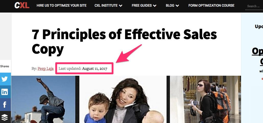 7 Principles of Effective Sales Copy