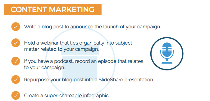 A Beginner s Guide to Launching a Successful Marketing Campaign INFOGRAPHIC 2