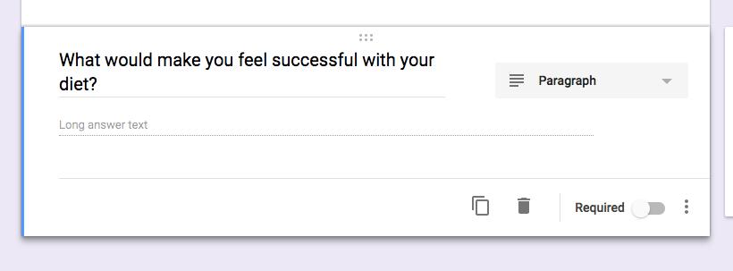 Audience Interest Survey Google Forms 12