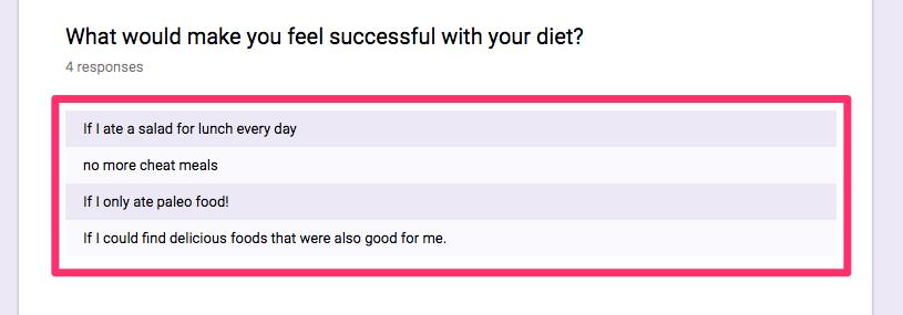 Audience Interest Survey Google Forms 5