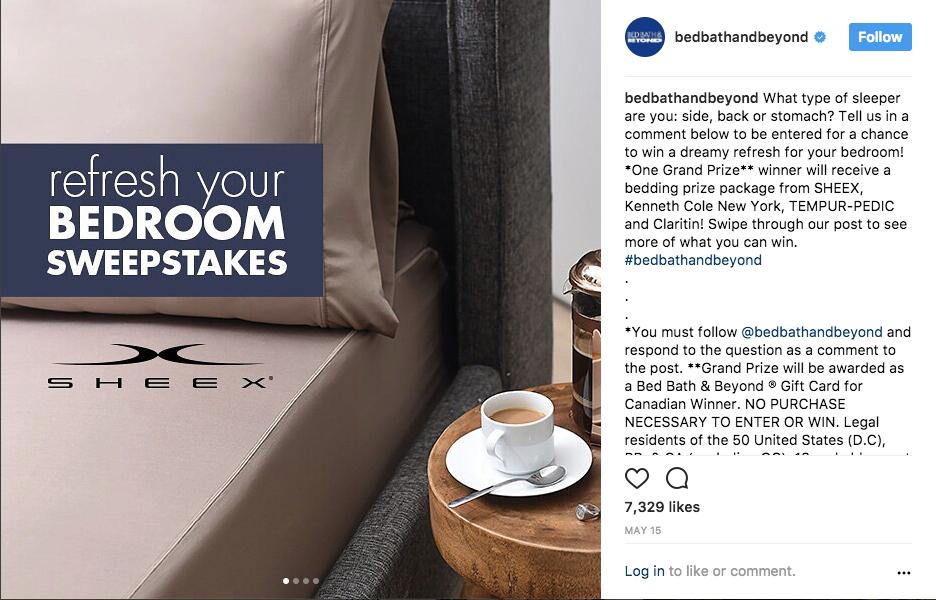 Bed Bath Beyond bedbathandbeyond Instagram photos and videos