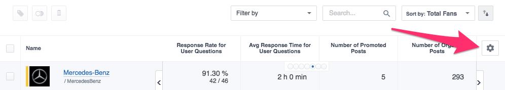 Facebook Overview Facebook Analytics Socialbakers Suite 2
