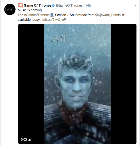 Game Of Thrones GameOfThrones Twitter